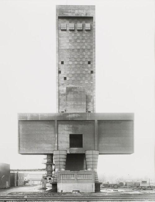 Bernd & Hilla Becher Mine Head, Zeche Rossenray, Kamp-Lintford, GER, 1979