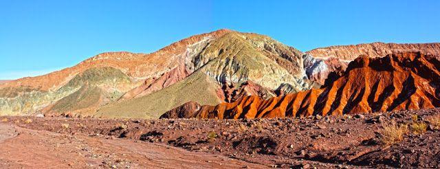 CHILE ES PAISAJE: VALLE DEL ARCOIRIS, Región de Antofagasta, Chile