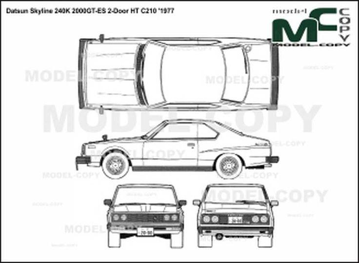 Datsun Skyline 240k 2000gt