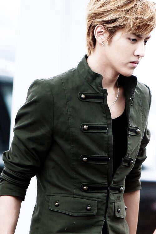 handsome ~ #kris #exo #exo-m