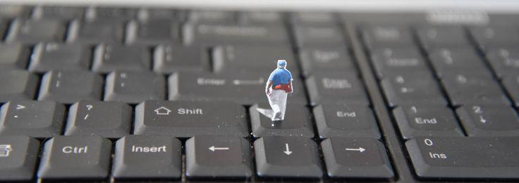 Exploring a keyboard
