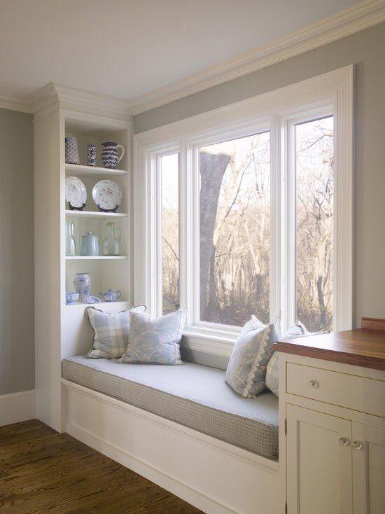 Un espacio que incluye tanto área de descanso como de almacenamiento...