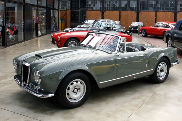 Lancia Aurelia B 24 S ok so yes this is my dream car!