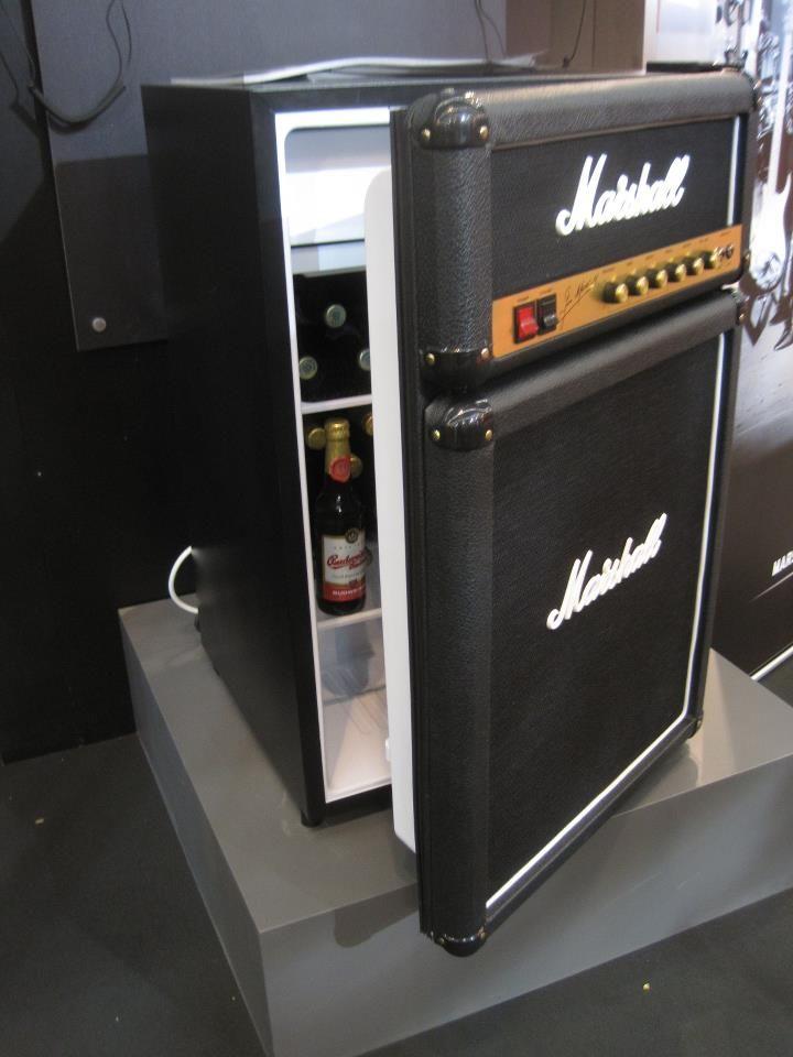 fridge.