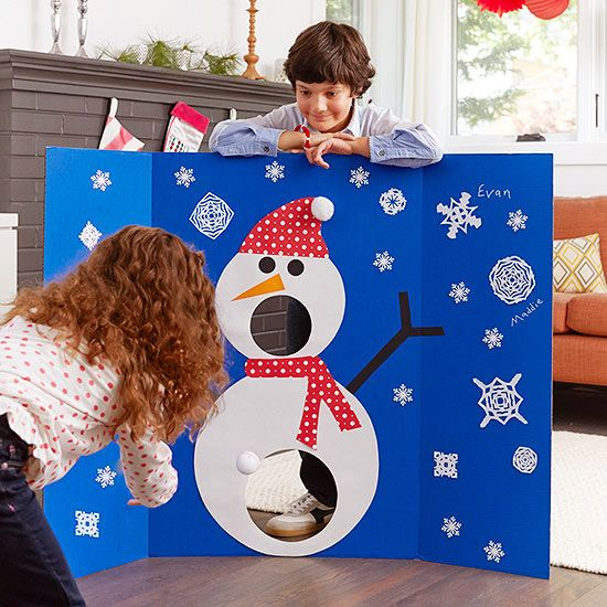 Christmas Family Party Games: 66 Best Kid Activities & Stuff Images On Pinterest