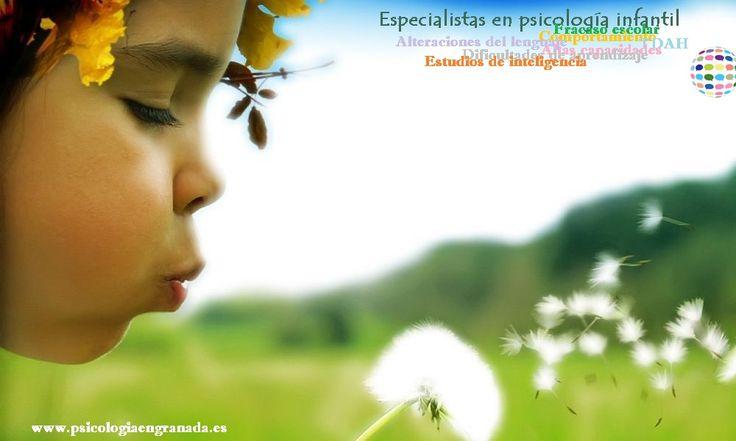 psicólogo para niños en Granada