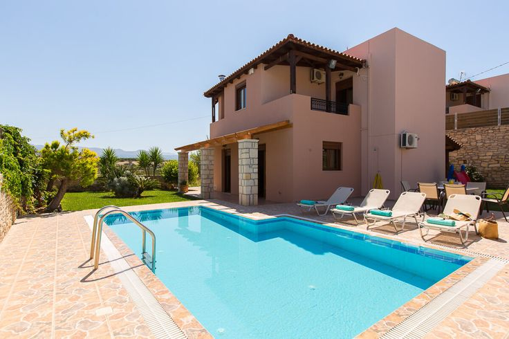 Villa San Antonio is a 100sqm two story villa built ofstone, which may hold up to eight persons. The villa is beautifully designed with a unique outdoorlayout perfect for an enjoyable summer or winter stay withyour family and friends.When
