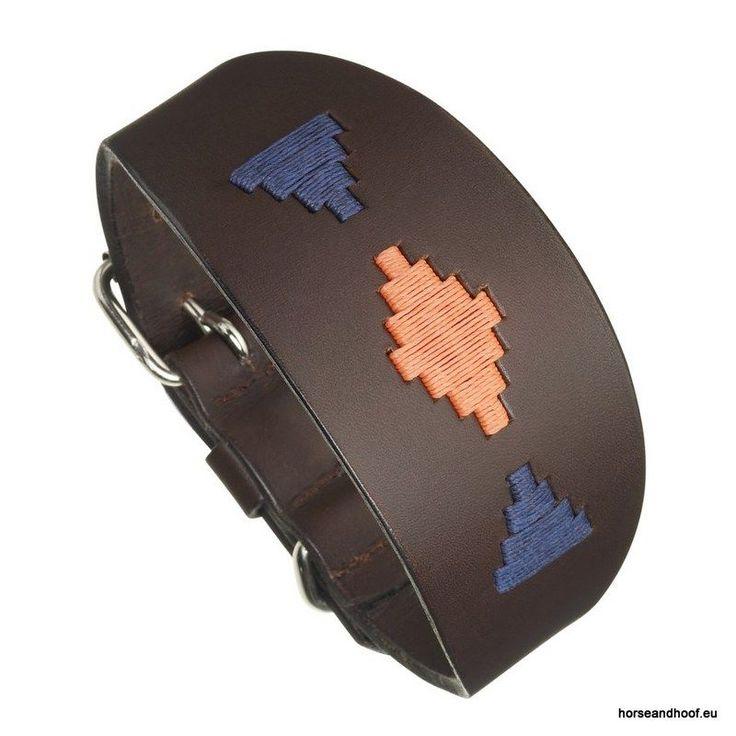 Pampeano Argentine Leather Lurcher Dog Collar - Audaz Audaz means lsquo bold…