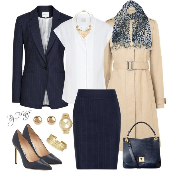 A fashion look from December 2014 featuring Reiss tops, L.K.Bennett coats and Reiss blazers. Browse and shop related looks.
