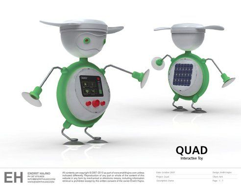 """Cute toy is kept """"alive"""" by solar and wind. A fun way to teach kids about renewable energy.: Wind Energy, Renewals Energy, Tech Toys, For Kids, Children Toys, Teaching Kids, Solar Power, Life Levels, Interactive Toys"""