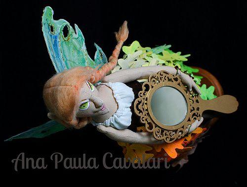 https://www.facebook.com/ApCavalari Doll art, art doll,