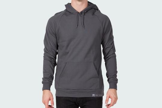 Mock-up your designs on this free American Apparel 5495 hoodie template. Comes in every color!