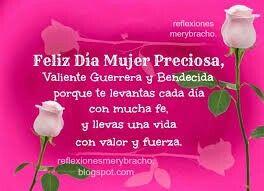Felicidades mujer!!!!!