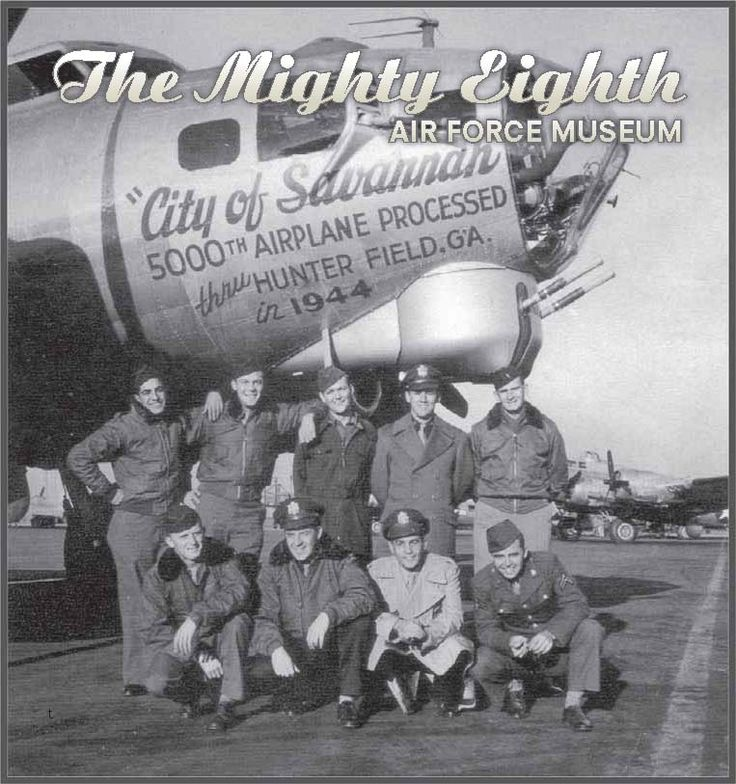 8 th air force The Mighty Eighth AIR FORCE MUSEUM The