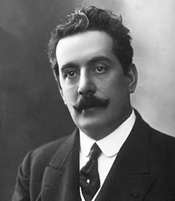 "Giacomo Puccini(1858 – 1924), Italian composer, he has been called ""the greatest composer of Italian opera after Verdi"""