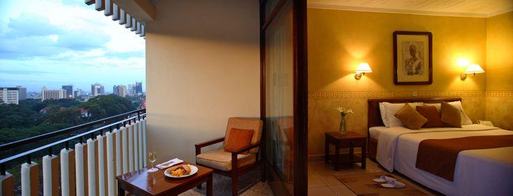 Sarova Panafric Club room