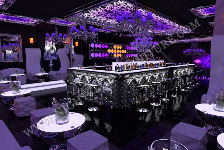 Nightclub Interior Design Club Chairs Lounge Furniture Bar Interior Design Ideas