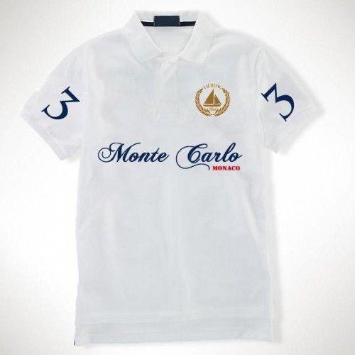 Polo tričko Monte Carlo za 34,90€