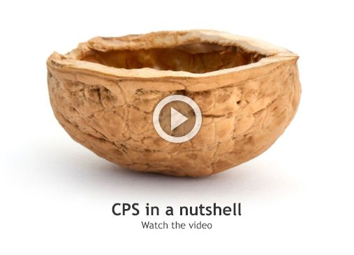 Watch later. Re: containers, labeling, etc.  CPS In A Nutshell