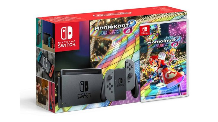Russian leak may have just revealed the first Nintendo Switch bundle