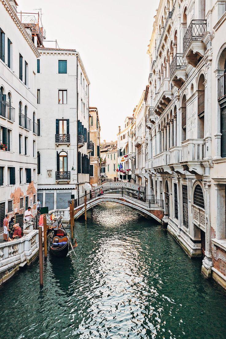 Es ist kein Geheimnis, dass eine der besten Attraktionen in Venedig eine Gondelbahn ist …