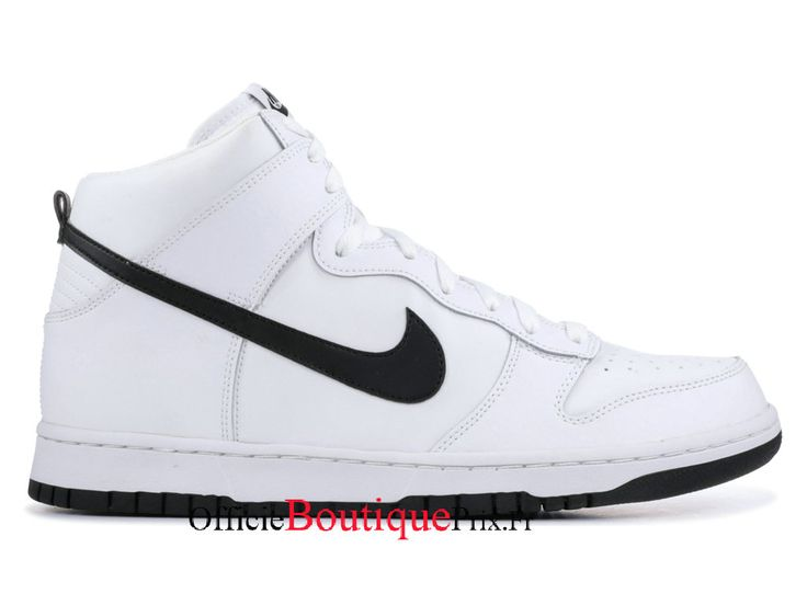 Nike Dunk High White/Black 904233-103 Chaussure Nike Sneaker Prix Pour Homme/Fem…