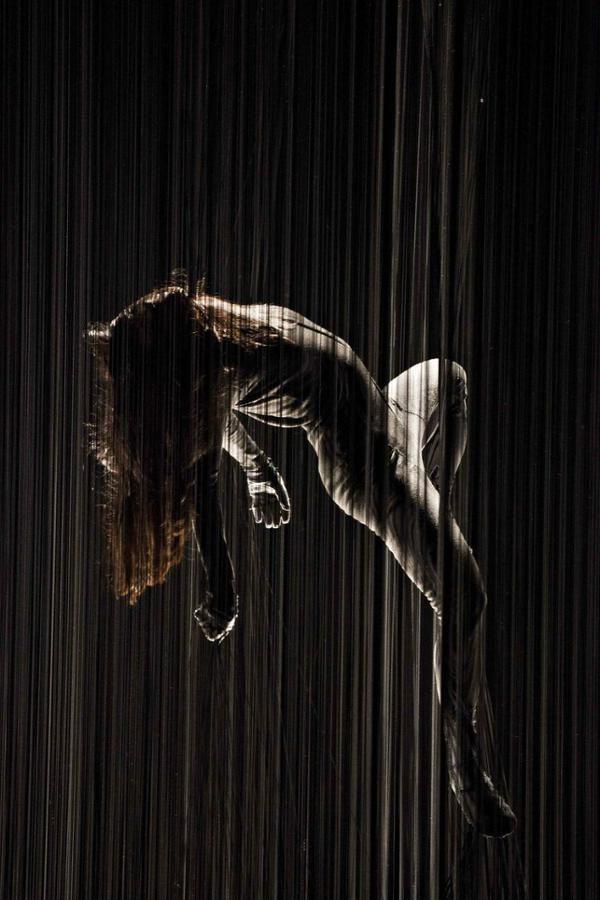 Kaori Ito, Plexus d'Aurélien Bory - à voir au Théâtre de Chatillon en mars 2015
