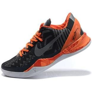 new arrival 7288d fd4cb off Again to Buy Kobe 8 System Black History Month Anthracite Total Orange  555035 001 with