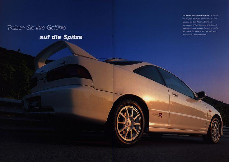 https://flic.kr/p/F2gsaZ | Honda Integra Type-R; 1999_2 | car brochure by worldtravellib World Travel library