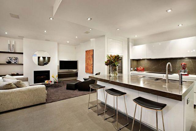 Contemporary Victorian Home in Melbourne Australia