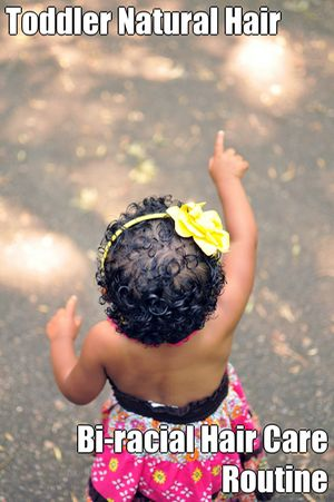 Attempting Agape: Toddler Naturally Curly Hair - Our Routine