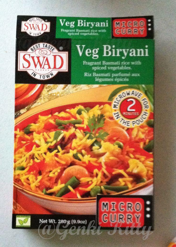 Veg Biryani Vegan Indian Dinner