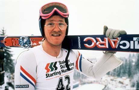 "Eddie ""The Eagle"" Edwards - British Olympic legend!"