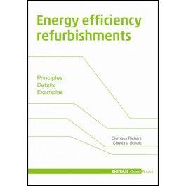 Energy efficiency refurbishments - in English - DETAIL Green Books - DETAIL Books
