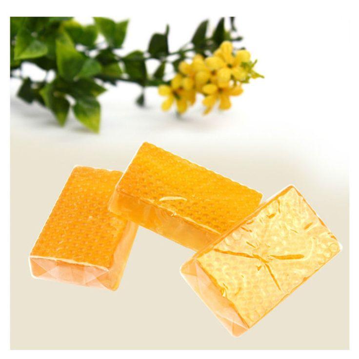 1 PC 100% HandMade Soap Whitening Peeling honey Arbutin Honey Kojic acid Soap  Glutathione Z3