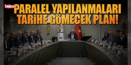Paralel yapılanmaları tarihe gömecek plan : AK Parti Merkez Yürütme Kurulu FETÖ ve benzeri yapıların gerek toplumda gerek resmi kurumlarda bir daha asla yuvalanamaması için sosyolojik idari eğitim ve din başlıklarında tedbir paketi hazırla...  http://www.haberdex.com/turkiye/Paralel-yapilanmalari-tarihe-gomecek-plan/69584?kaynak=feeds #Türkiye   #gerek #yuvalanamaması #sosyolojik #asla #kurumlarda