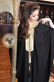 Abaya by Dafa Couture