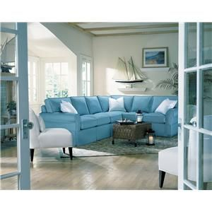 Rowe Masquerade Casual Style Sectional Sofa   Hudsonu0027s Furniture   Sofa  Sectional Part 76