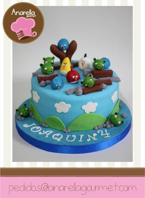 Joaquin celebró sus 4 añitos junto a su familia, amiguitos y los #AngryBirds :o) #cake  https://www.facebook.com/photo.php?fbid=644492255587934&set=a.341607735876389.67998.230691146968049&type=3&src=https%3A%2F%2Fscontent-a-mia.xx.fbcdn.net%2Fhphotos-xpa1%2Ft1.0-9%2F1237053_644492255587934_2006977221_n.jpg&size=597%2C812