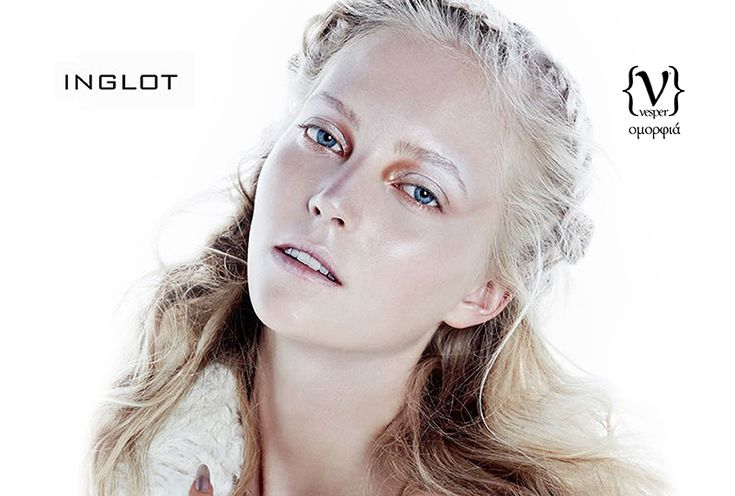 Inglot – Luminosity MakeUp Look  http://vesper.gr/s/inglot-luminosity/