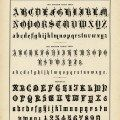 old English text, fancy alphabet antique, medieval alpha, aged book page digital, vintage school graphics free