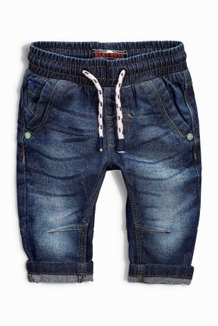Buy Pull-On Brushed Jeans (3mths-6yrs) online today at Next: Hungary