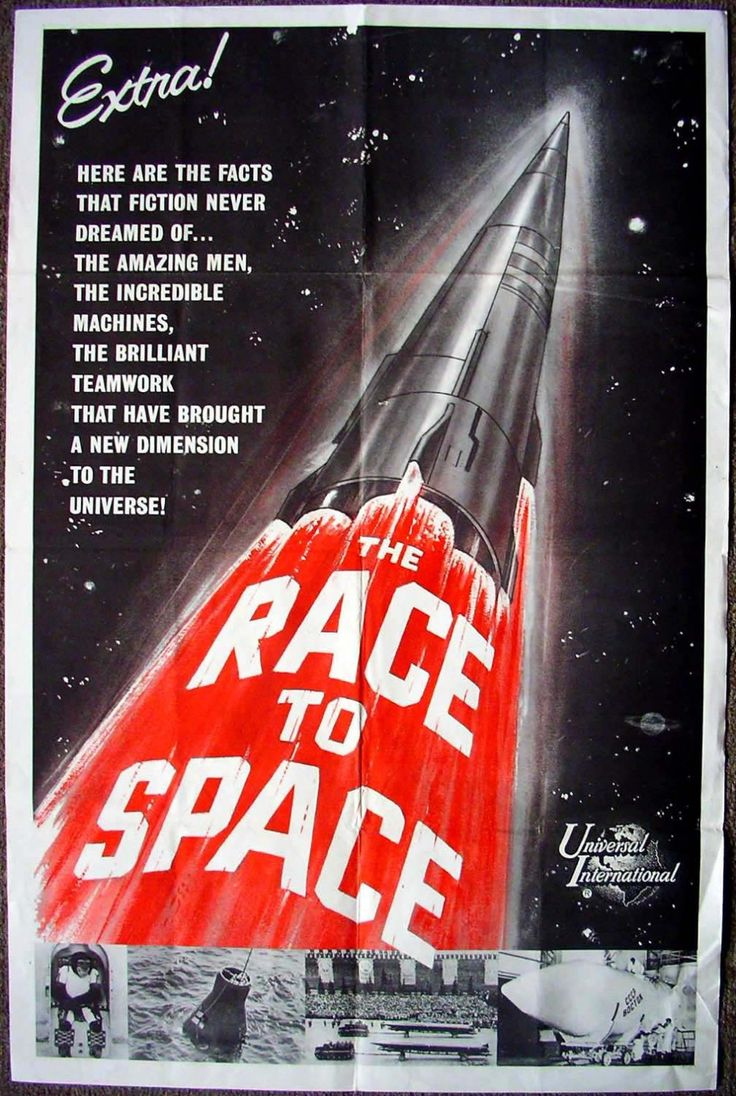 Science vector images over 84 600 vectorstock page 446 - Movie Posters Documentary The Race To Space Universal International One Sheet Documentary