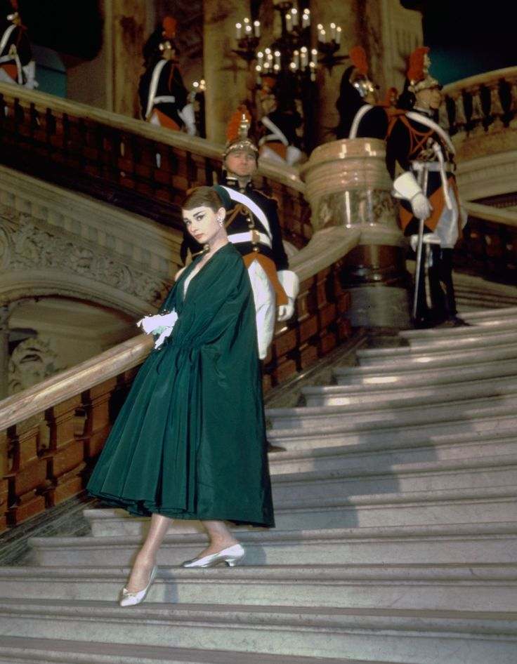Audrey Hepburn's Best Givenchy Style Moments
