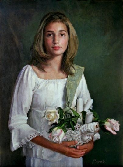 Figuration Feminine: Ardith Starostka (1962)