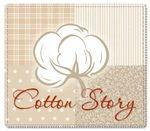 Интернет-магазин тканей Cotton Story