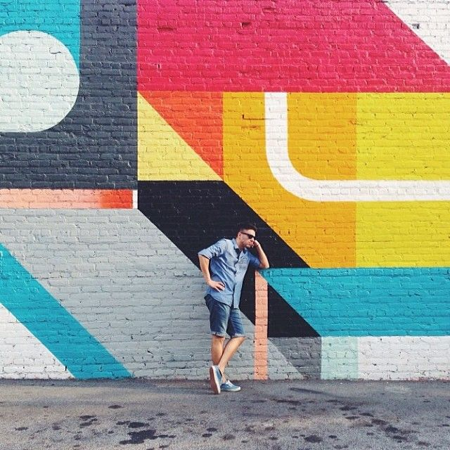 blocks of color | be part of street art