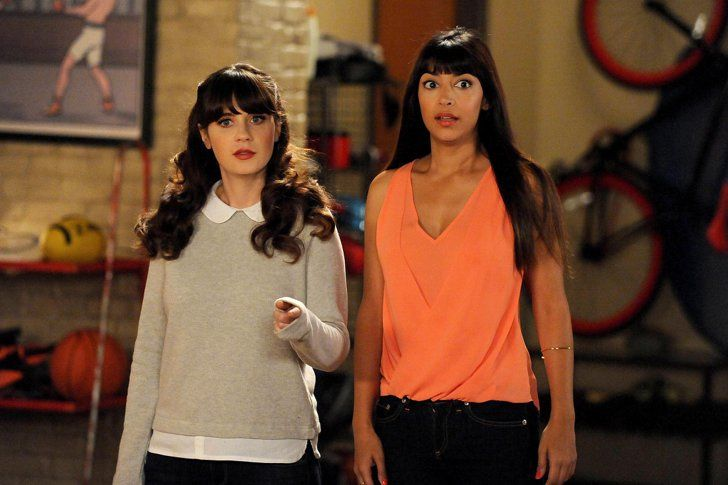 Pin for Later: When Does My Show End? Your Guide to All the Season Finale Dates New Girl Season finale: Tuesday, May 5, at 9 p.m.