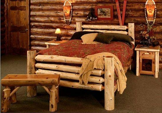 Renovat Ro Mobilier Rustic Din Lemn Pentru Casa Si Gradina Ghid Complet Pentru Pasi Rustic Bedroom Furniture Woodworking Furniture Plans Cabin Bedroom Decor