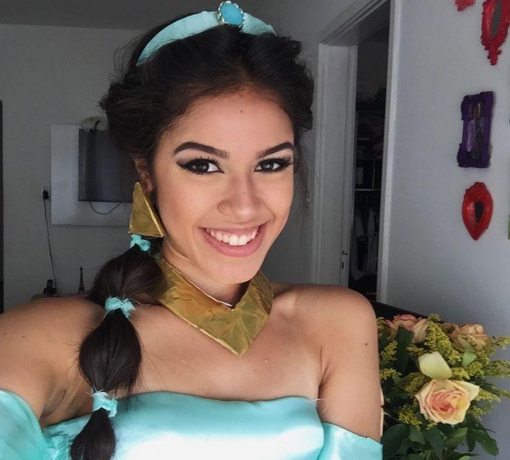 #carnaval #jasmine #aladin #disney #diy #princess #party #disneyprincess